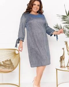 Платье короткое нарядное А59440
