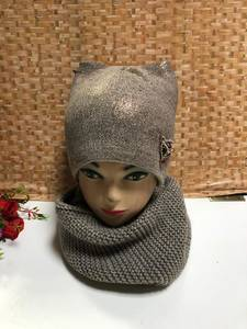 Шапка и шарф Хомут Х4903