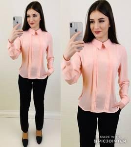 Блуза с длинным рукавом Х7315