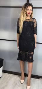 Платье короткое вечернее современное Х3429