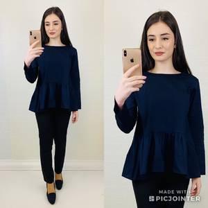 Блуза с длинным рукавом Х7316
