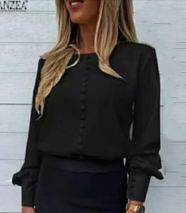 Блуза с длинным рукавом А53572