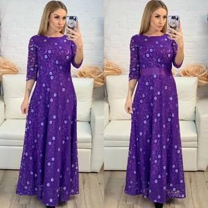 Платье длинное нарядное Х8230