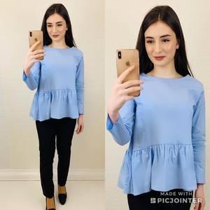 Блуза с длинным рукавом Х7318
