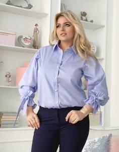 Рубашка с длинным рукавом Ц4550
