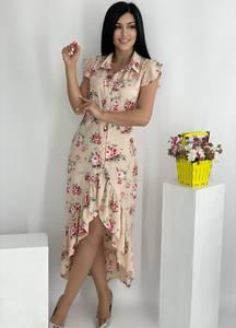 Платье длинное летнее А50407