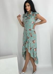 Платье длинное летнее А50409