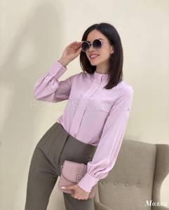 Блуза для офиса А48416