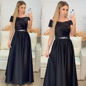 Платье длинное нарядное Х3302