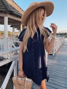 Платье короткое летнее Я7694