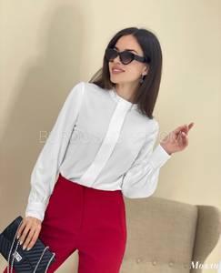 Блуза для офиса А48417
