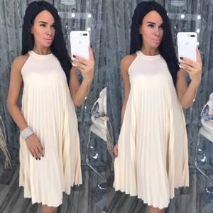 Платье короткое нарядное Ч2557