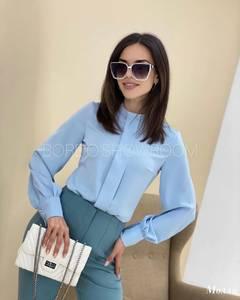 Блуза для офиса А48418
