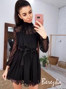 Платье короткое современное А59443