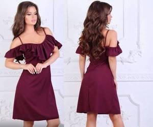 Платье короткое нарядное современное Х8505