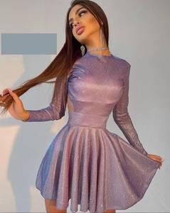 Платье короткое нарядное А59444