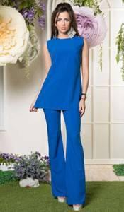 Костюм брючный модный Х8703