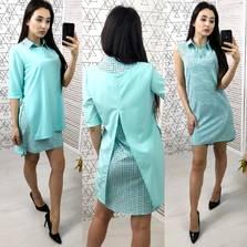 Платье Ц0389