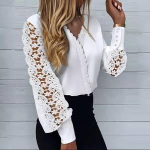 Блуза с длинным рукавом А53413