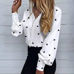 Блуза с длинным рукавом А53414