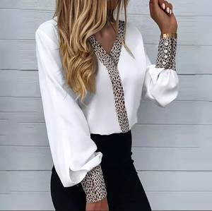 Блуза с длинным рукавом А53415