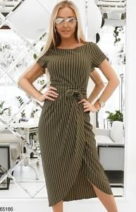 Платье короткое нарядное А36598