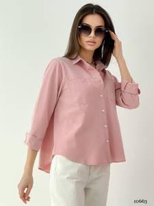 Рубашка с длинным рукавом А35427