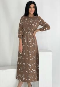 Платье длинное нарядное А46405
