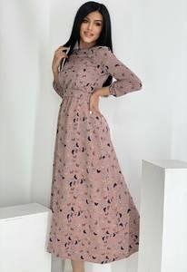 Платье длинное нарядное А46407