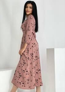 Платье длинное нарядное А46409