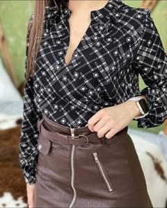 Блуза летняя А46642