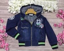 Джинсовая куртка Я2995