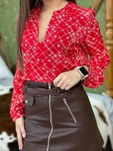 Блуза летняя А46651