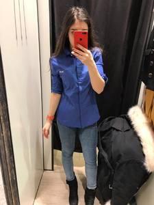 Рубашка однотонная Х3640