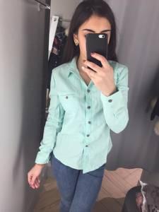 Рубашка однотонная Х3641