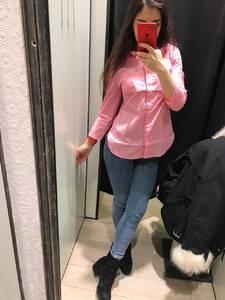 Рубашка однотонная Х3642