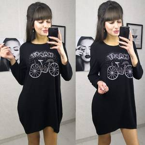 Туника трикотажная Х2772