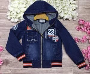 Джинсовая куртка Я2996
