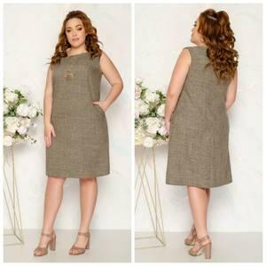 Платье короткое летнее Я7706