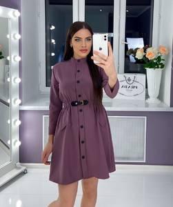 Платье короткое современное Я7732