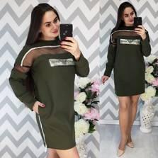 Платье Ф3886