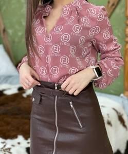 Блуза летняя А46648