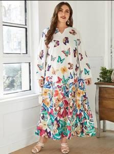 Платье длинное нарядное А47019