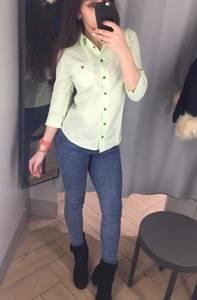 Рубашка однотонная Х3638