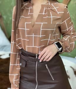 Блуза летняя А46650