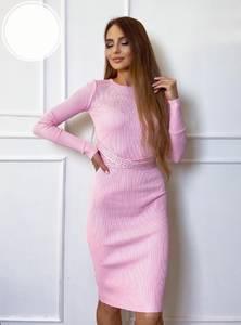 Платье короткое облегающее А52680