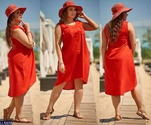 Платье короткое летнее Ц2154
