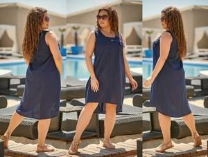 Платье короткое летнее Ц2155