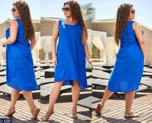 Платье короткое летнее Ц2156