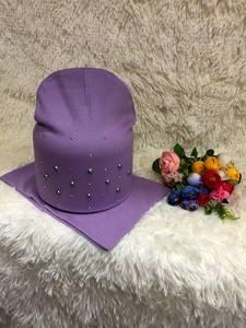 Шапка и шарф Хомут У8391